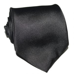 Men's Necktie | Shop latest Tie for Men in India | Black | ASFTBLA