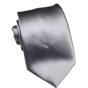 Men's Necktie | Shop latest Tie for Men in India | Silver | ASFTSIL